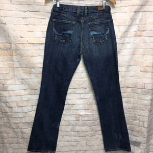 Lucky Brand Jeans - Lucky Brand Classic Rider Distressed Jeans 6/28